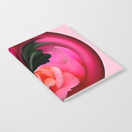 A Rose for You Notebook