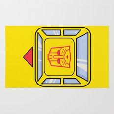 Transformers - Bumblebee Rug