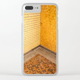 Joliette Subway Station, Montreal Clear iPhone Case