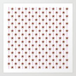 Vietnamese Mid-Autumn Star Lantern #2 Art Print