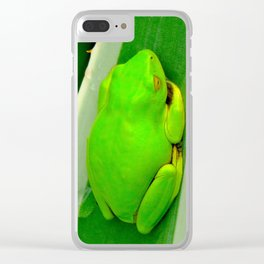 """""""A Skip and a Jump"""" by ICA PAVON Clear iPhone Case"""