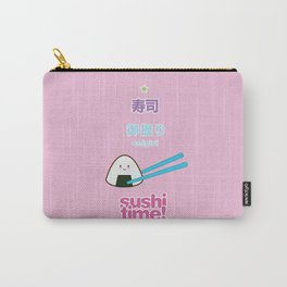 Sushi Time! - Onigiri Carry-All Pouch