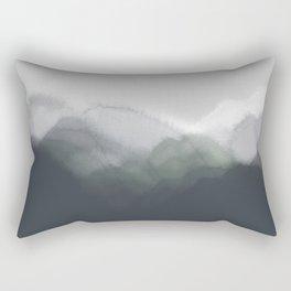 Rustic tranquility #1 Rectangular Pillow