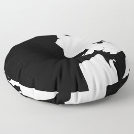 The Boondocks  Floor Pillow