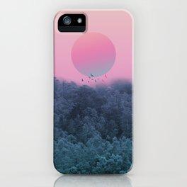 Landscape & gradients IV iPhone Case