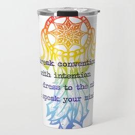 Break Convention Travel Mug