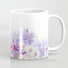 flowers corner Coffee Mug