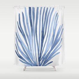 Beach Botanicals III Shower Curtain