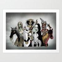 Apocalypse  Art Print