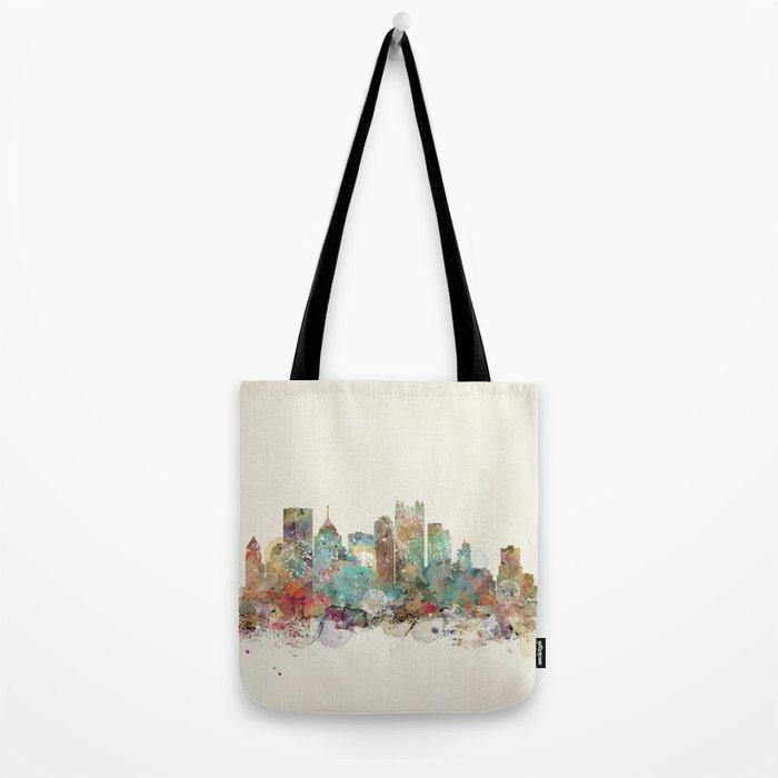 pittsburgh pennsylvania Tote Bag