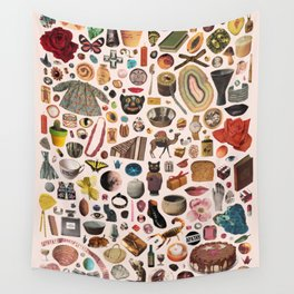 TABLE OF CONTENTS II Wall Tapestry