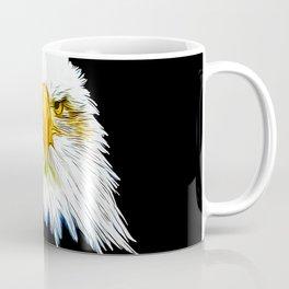 bald eagle vector art Coffee Mug