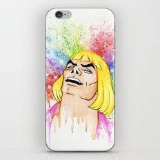 He-Man iPhone & iPod Skin