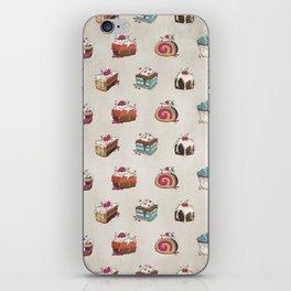 Happy Baker iPhone Skin