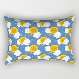 Celestial Kawaii Rectangular Pillow