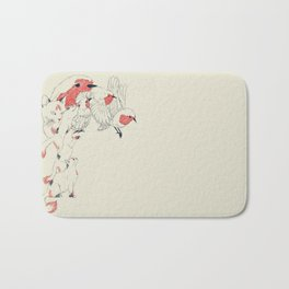 Non Wind-Up Robin Bath Mat