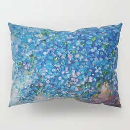 Forget-Me-Not Pillow Sham