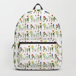 Spring Flowering Bulbs Backpack