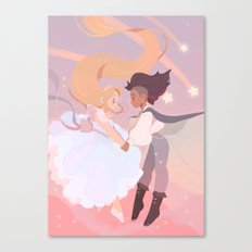 Princess Princess Canvas Print