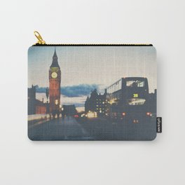 the night bus ...  Carry-All Pouch