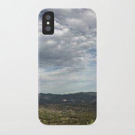 California landscape iPhone Case