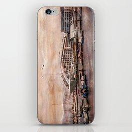 Sunborn Yacht Hotel, Gibraltar iPhone Skin