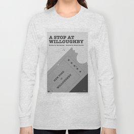 """The Twilight Zone"" A Stop at Willoughby Long Sleeve T-shirt"