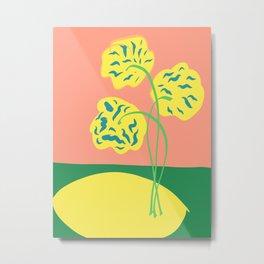 Like Matisse Metal Print
