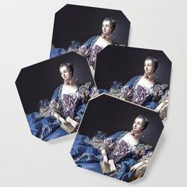 Madame De Pompadour Coaster