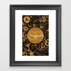 Sandy's  Framed Art Print