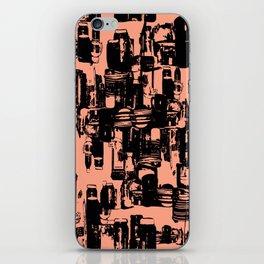 Dishes3 iPhone Skin
