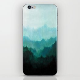 Mists No. 2 iPhone Skin