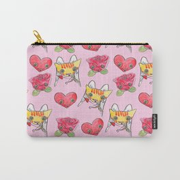 """""""Oro?"""" Valentines Carry-All Pouch"""