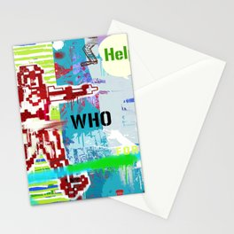 Do what you will Stationery Cards