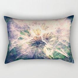 Tragopogon Rectangular Pillow