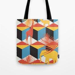 mammalia Tote Bag