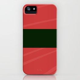 Tuna Sushi iPhone Case