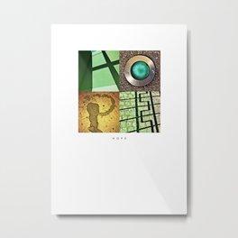 H O P E Metal Print