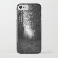 In the deep dark forest... iPhone 7 Slim Case