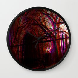 gravewave Wall Clock