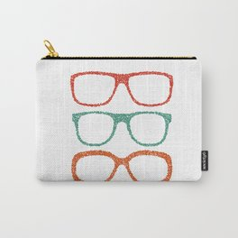 Dot glases Carry-All Pouch