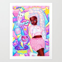 You Are Smart  Art Print