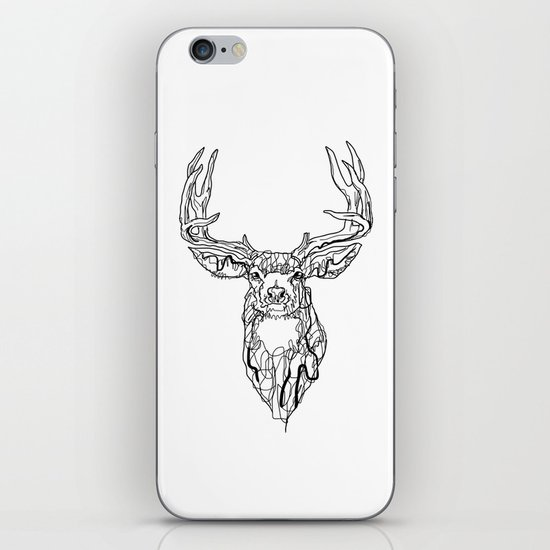 El Camino del Venado  iPhone & iPod Skin
