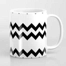 MINIMALISTS (BLACK-WHITE) Coffee Mug