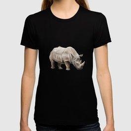 Rhino Animal Endangered Species T-shirt