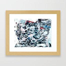 Ink 1 Framed Art Print