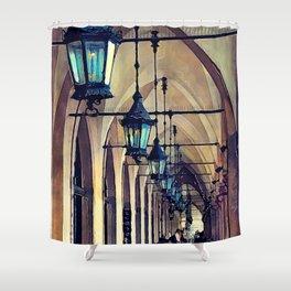 Cracow Cloth Hall Shower Curtain