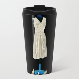 Mannequin with Shoes Travel Mug
