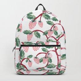 Strawberry Jungles Backpack