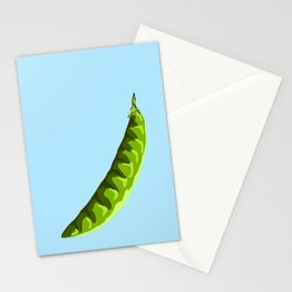 Pea pod Stationery Cards